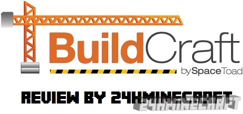 BuildCraft Mod - Awesome ! Minecraft Mods - Love Minecraft