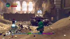 Lego Marvel Super Hereoes
