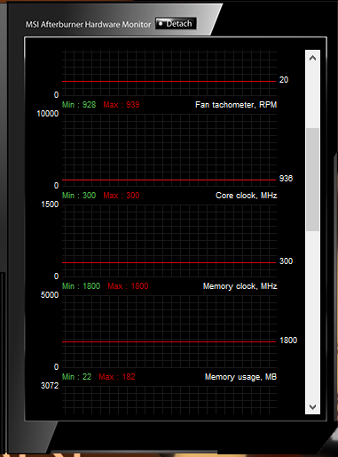 R7 260x Stuck at 300MHz core clock - Troubleshooting - Linus