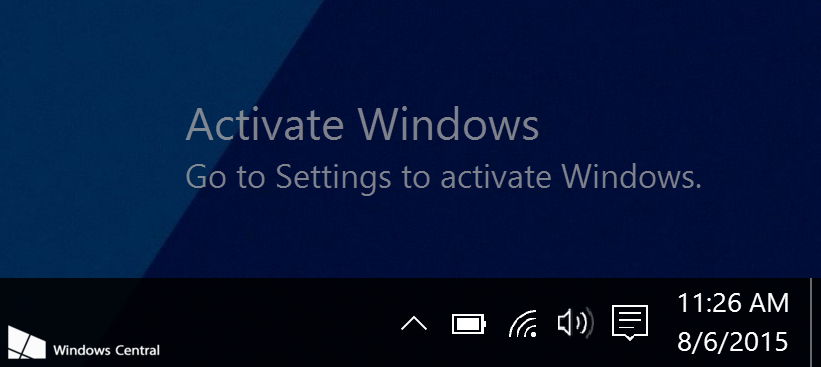 Windows 10 watermark activate now removal windows linus tech post 262628 0 69454200 1453769540g ccuart Gallery