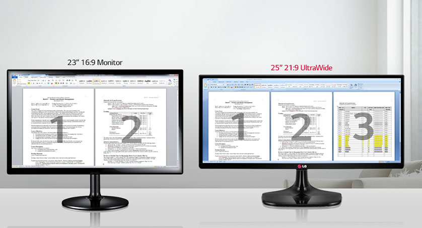 how to make two computer monitors work as one