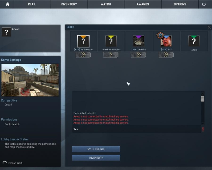 failed to connect to matchmaking cs go Counter strike: global offensive is currently the most popular first  pc problems , such as file loss, but also hardware failure and malware.