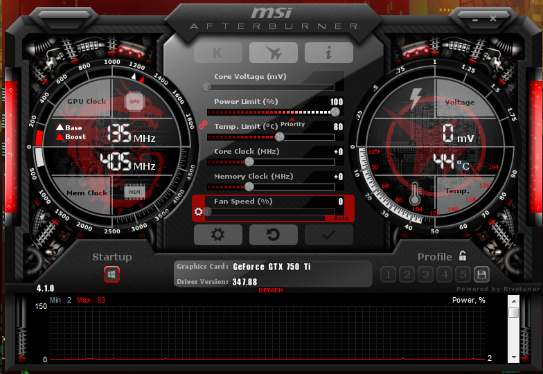 Tutorial] How to make your 900 Series Video Card have a 0
