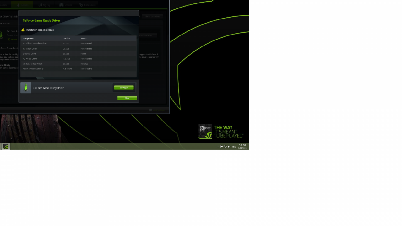 how to find nvidia geforce experience