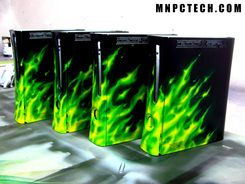 Xbox 360 Case Mod - Case Modding and Other Mods - Linus Tech