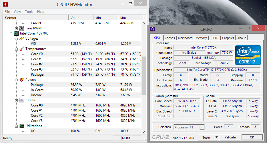 i7 3770K Overclocking Help - CPUs, Motherboards, and Memory
