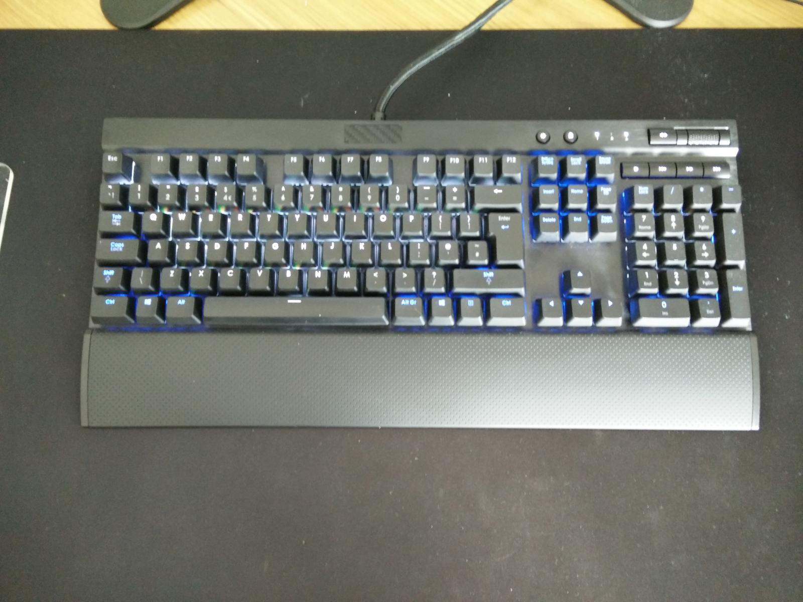 Corsair K70 Rgb Trampstamp Removal Case Modding And