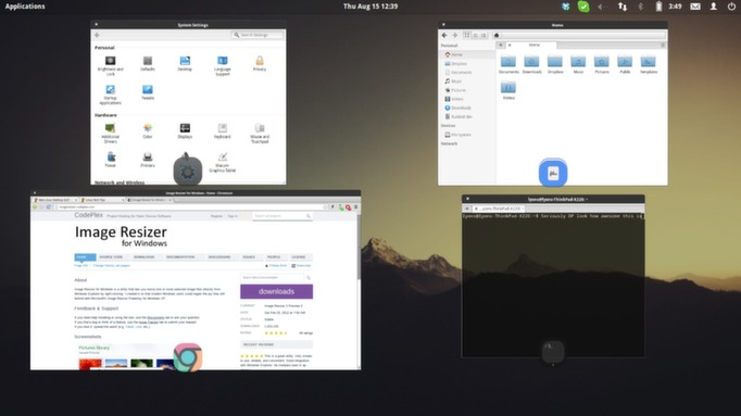 Best Linux Desktop GUI? - Linux, macOS and Everything Not-Windows