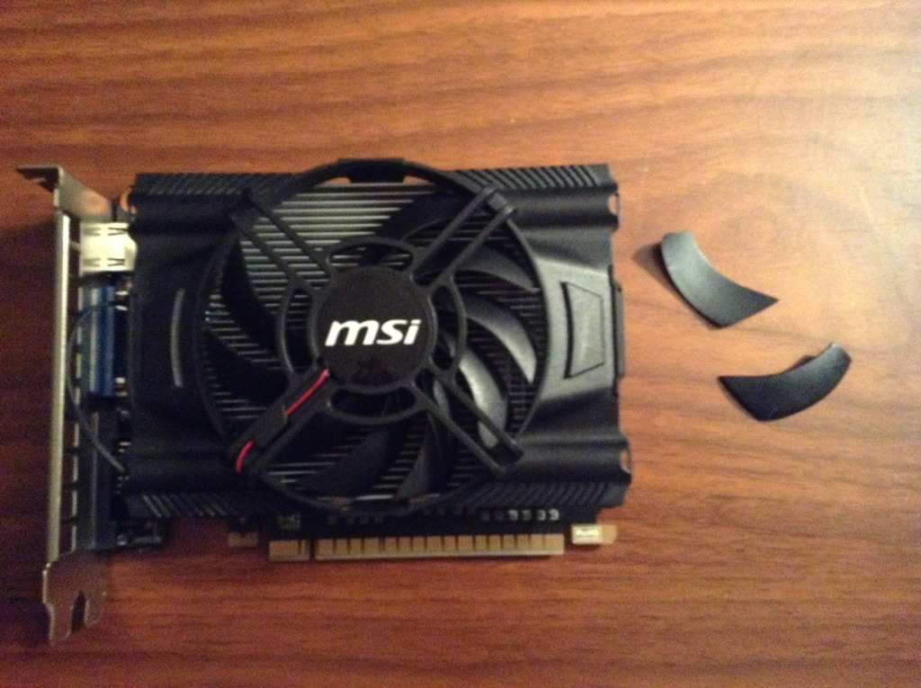 how to tell if graphics card is broken