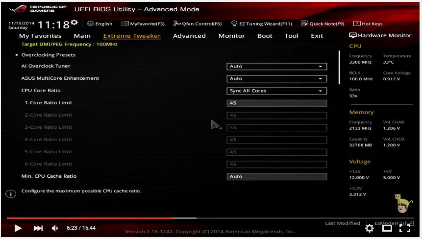 Overclocking Single Core on X99 with Haswell-E - CPUs