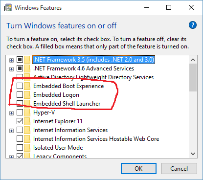 There's something interesting in Windows 10    - Operating Systems