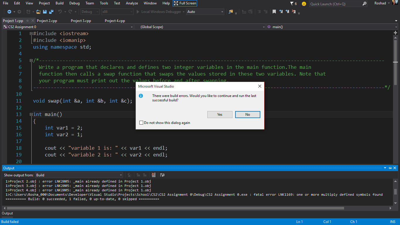 Visual studio project out of date dialog box troubleshooting post 253750 0 78519600 1441577240thumb biocorpaavc