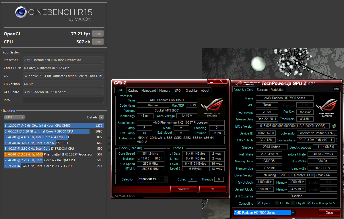 I5-6600 Bad performance - CPUs, Motherboards, and Memory
