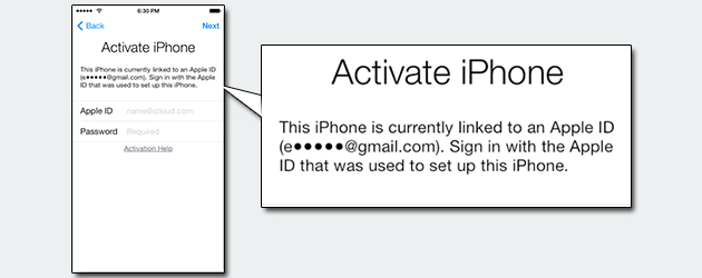 anyone know how to remove icloud activation lock? - Off