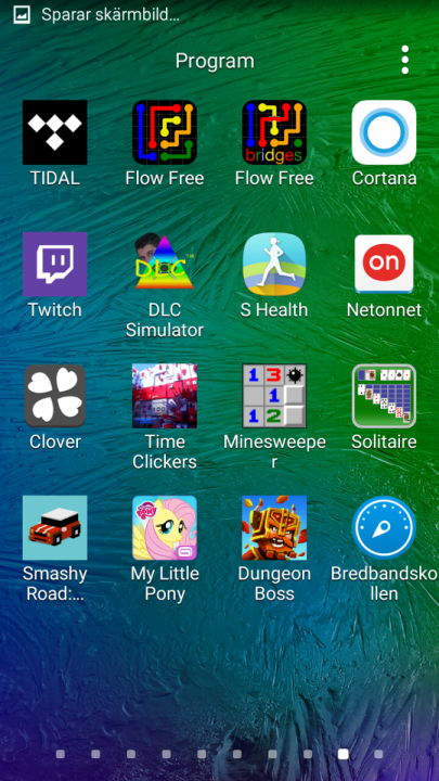 What apps do you have on your phone?
