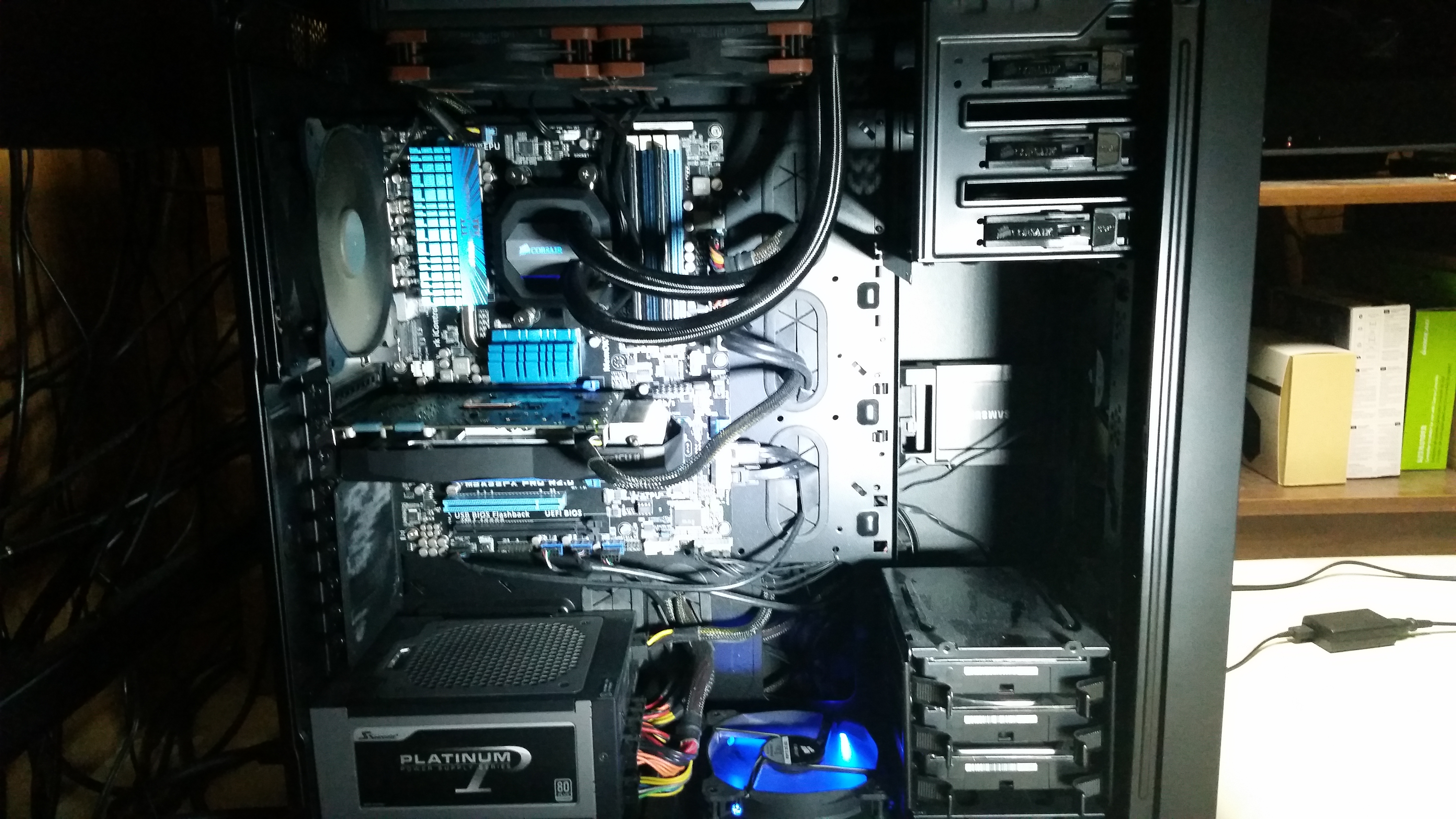 Cablemod Widebeam Led Strip Giveaway New Builds And