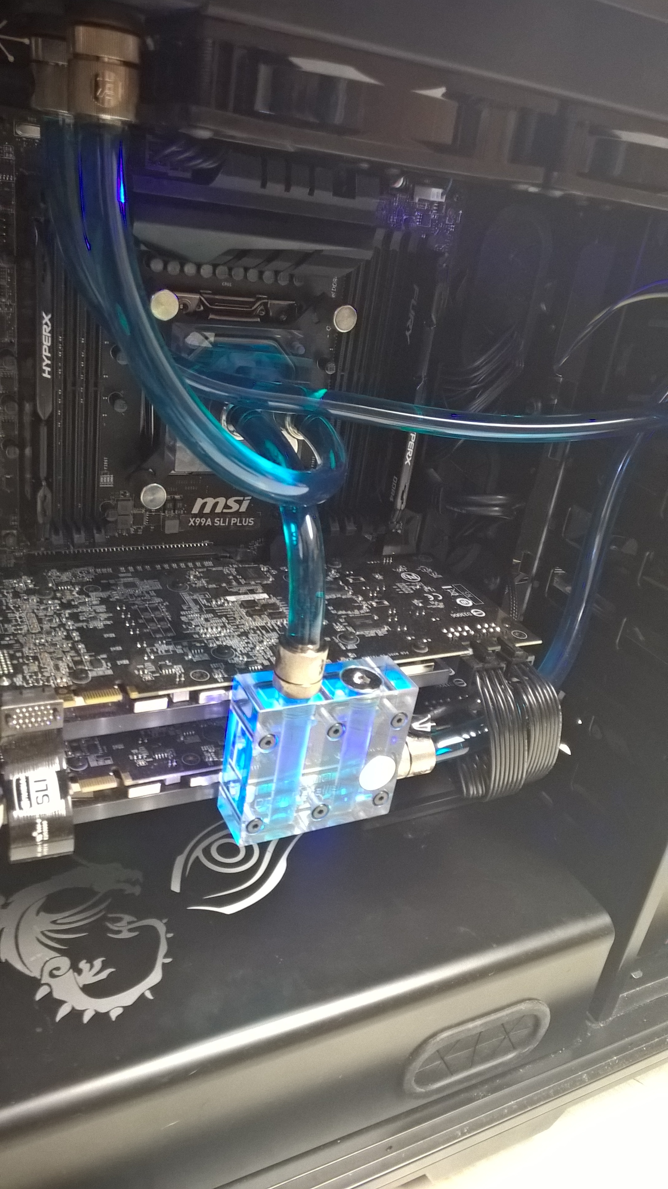 The Water Cooling Gallery Page 25 Liquid And Exotic