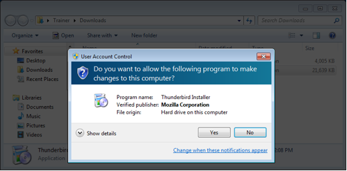 how to hide administrator account windows 7