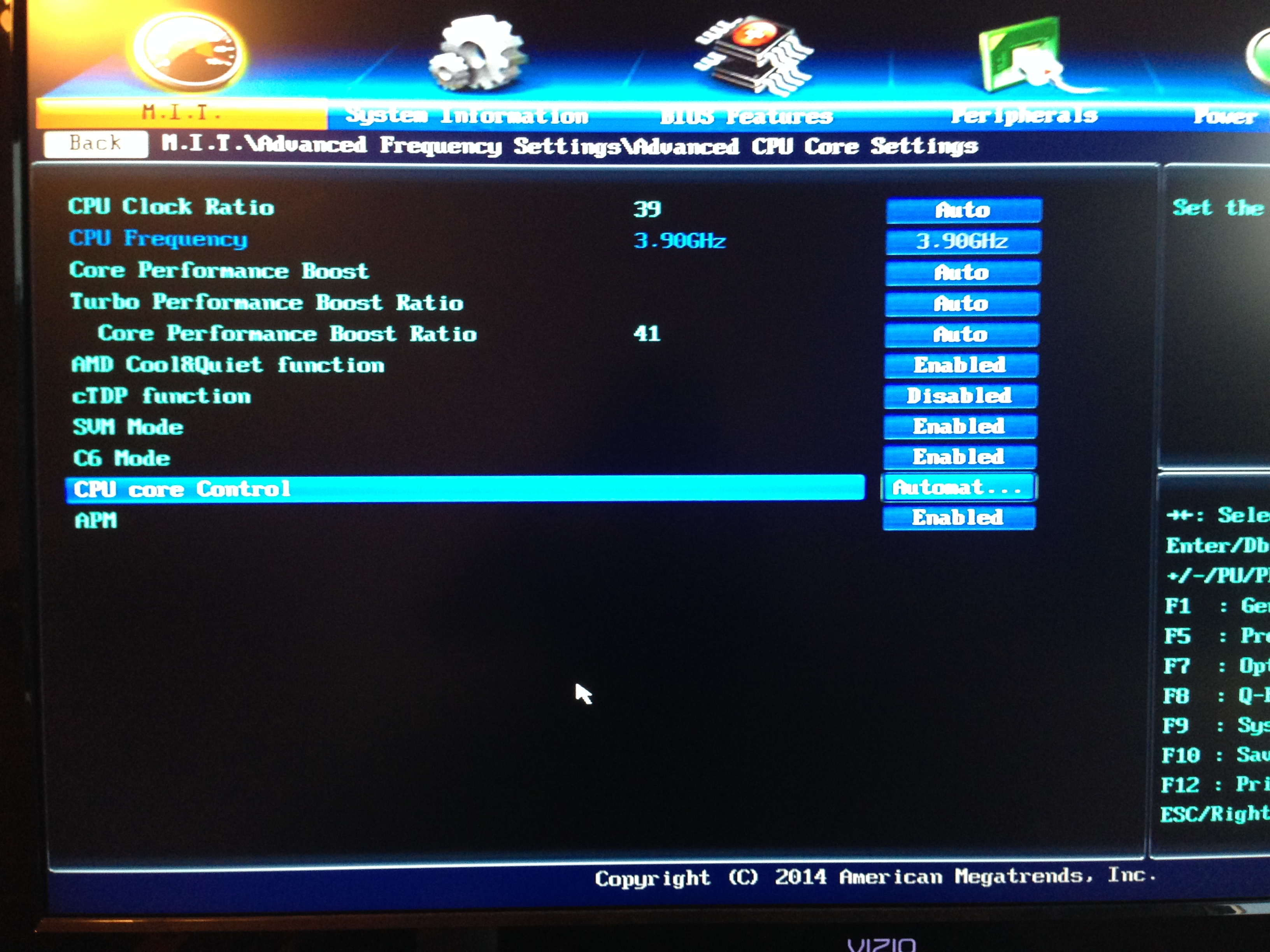 Some gigabyte bios confusion - CPUs, Motherboards, and