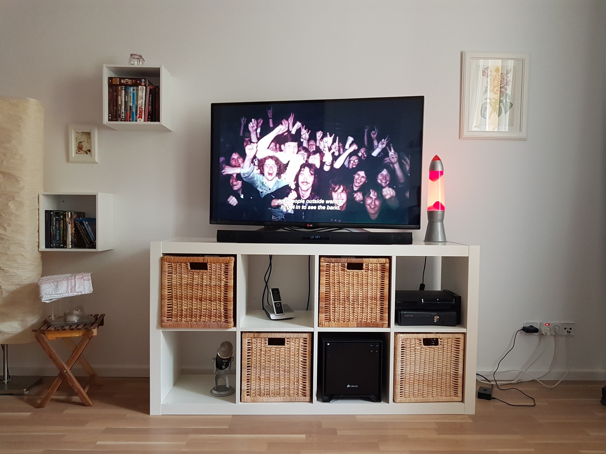 Any living room cable management tipps? - Home Theater ...