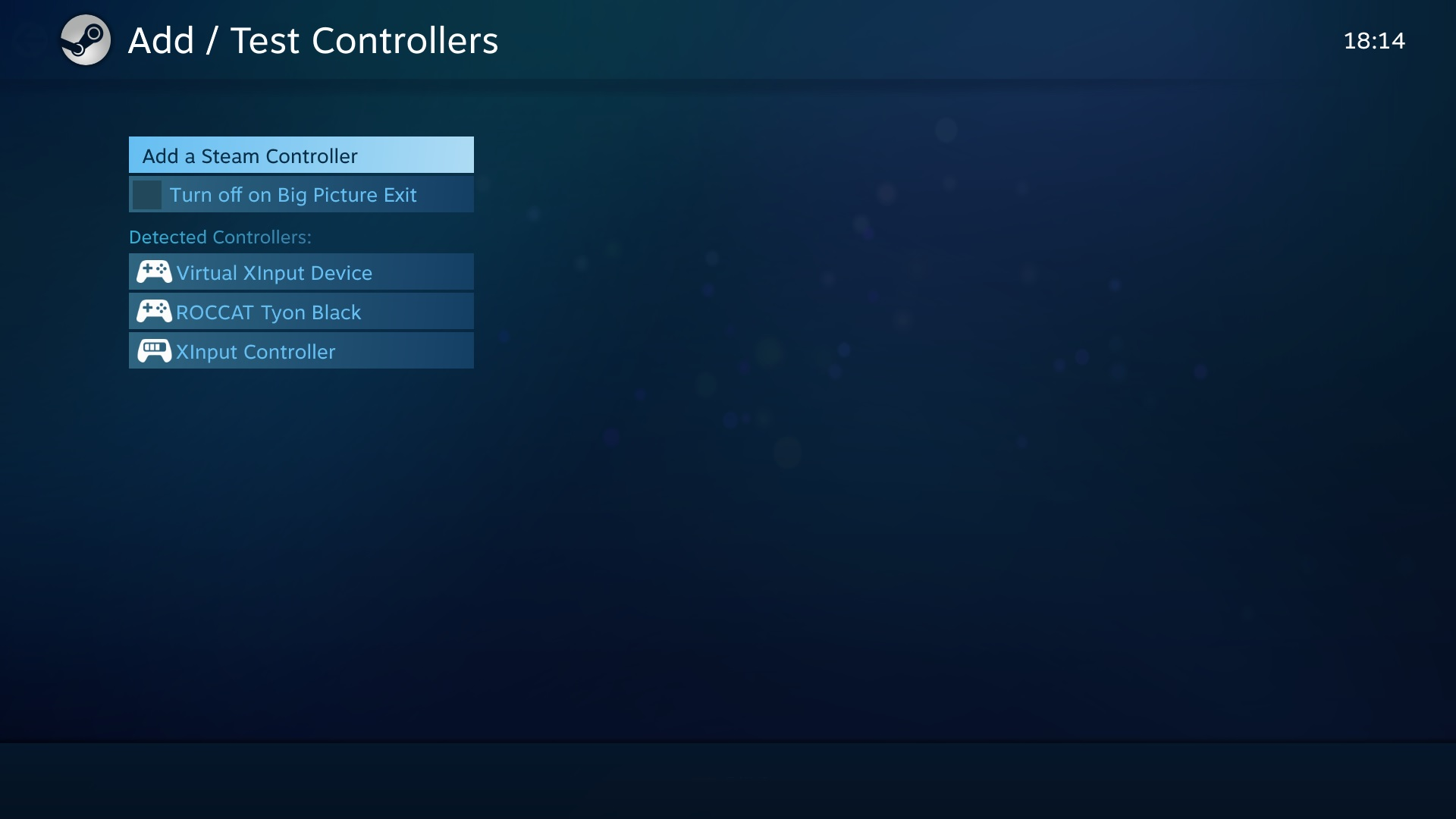 Xbox one controller not working with certain games in steam