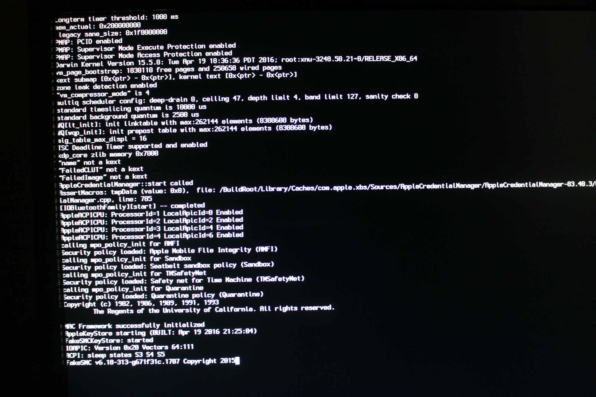 Hackintosh without a Mac - Linux, macOS and Everything Not ...