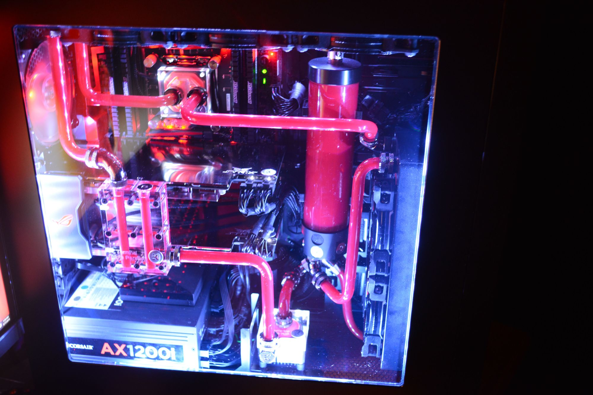 The Water Cooling Gallery Page 28 Liquid And Exotic