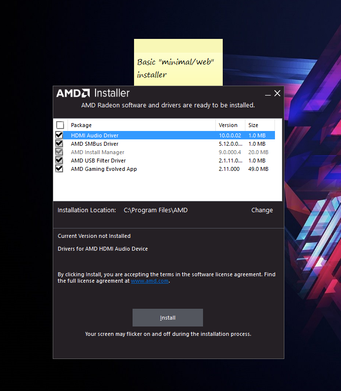Amd Apu Drivers Not Installing Page 2 Cpus Motherboards And Memory Linus Tech Tips