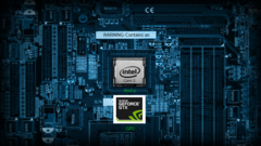 Intel+NVIDIA Wallpaper