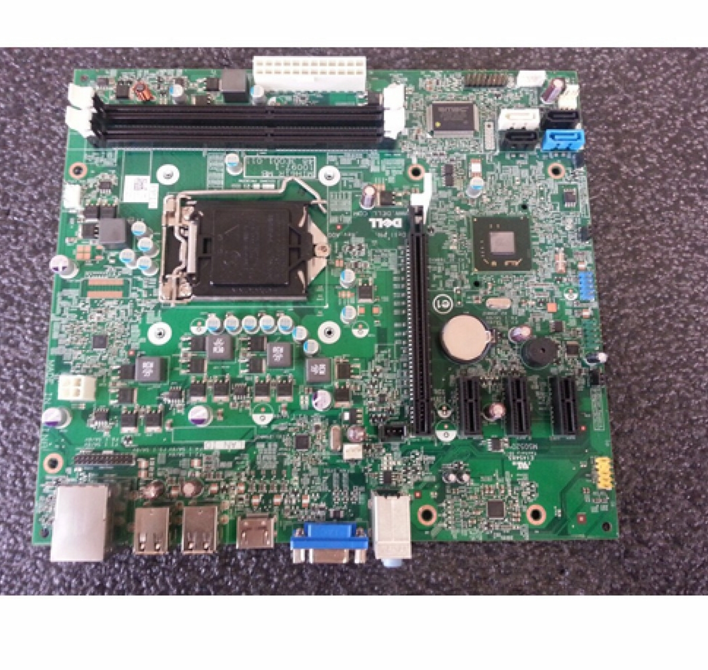 Is there any disadvantages to using a dell mobo rather than a