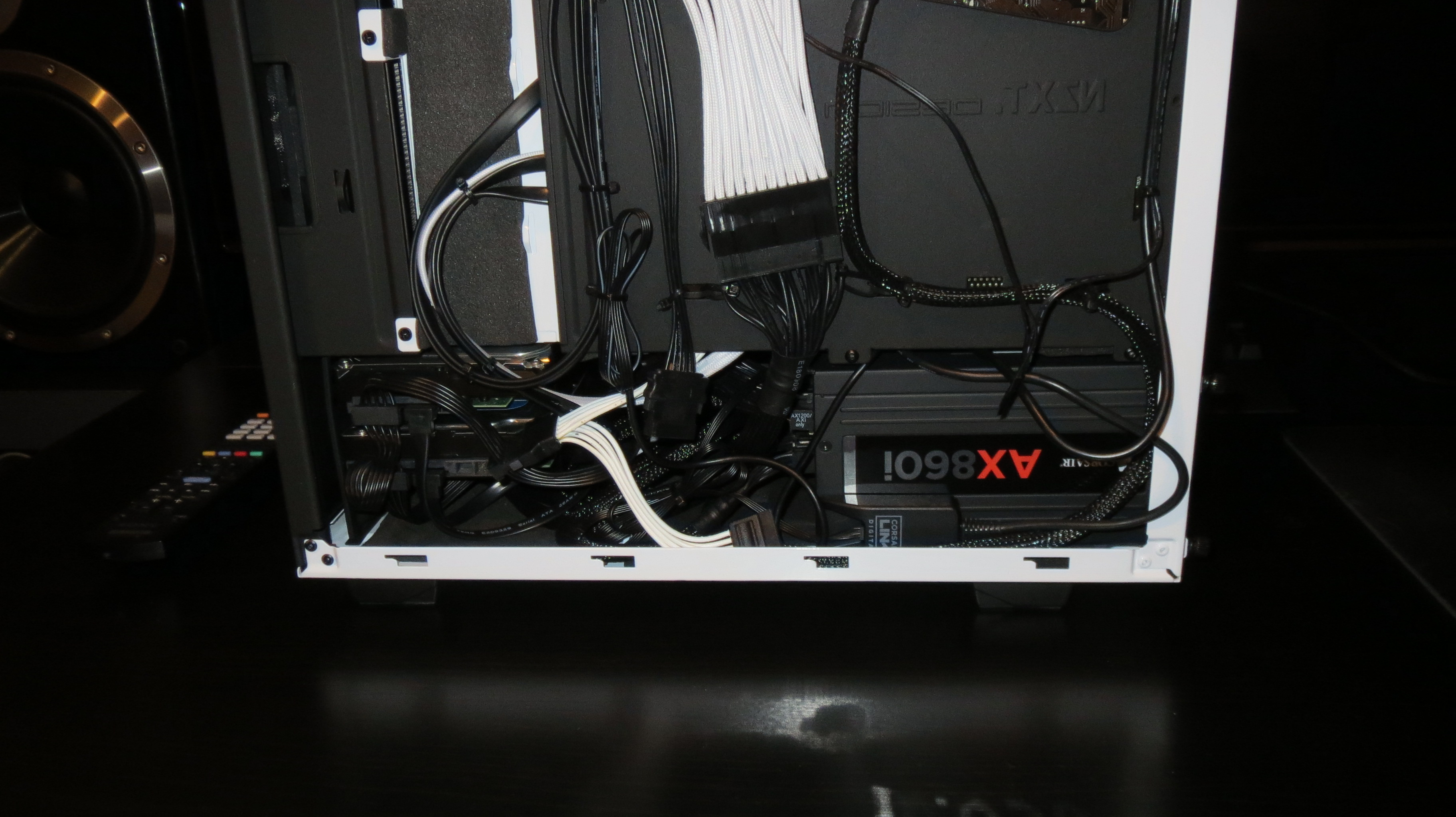 Custom AX860i fan mod! - Case Modding and Other Mods - Linus Tech Tips