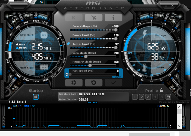 how to use msi afterburner 2016