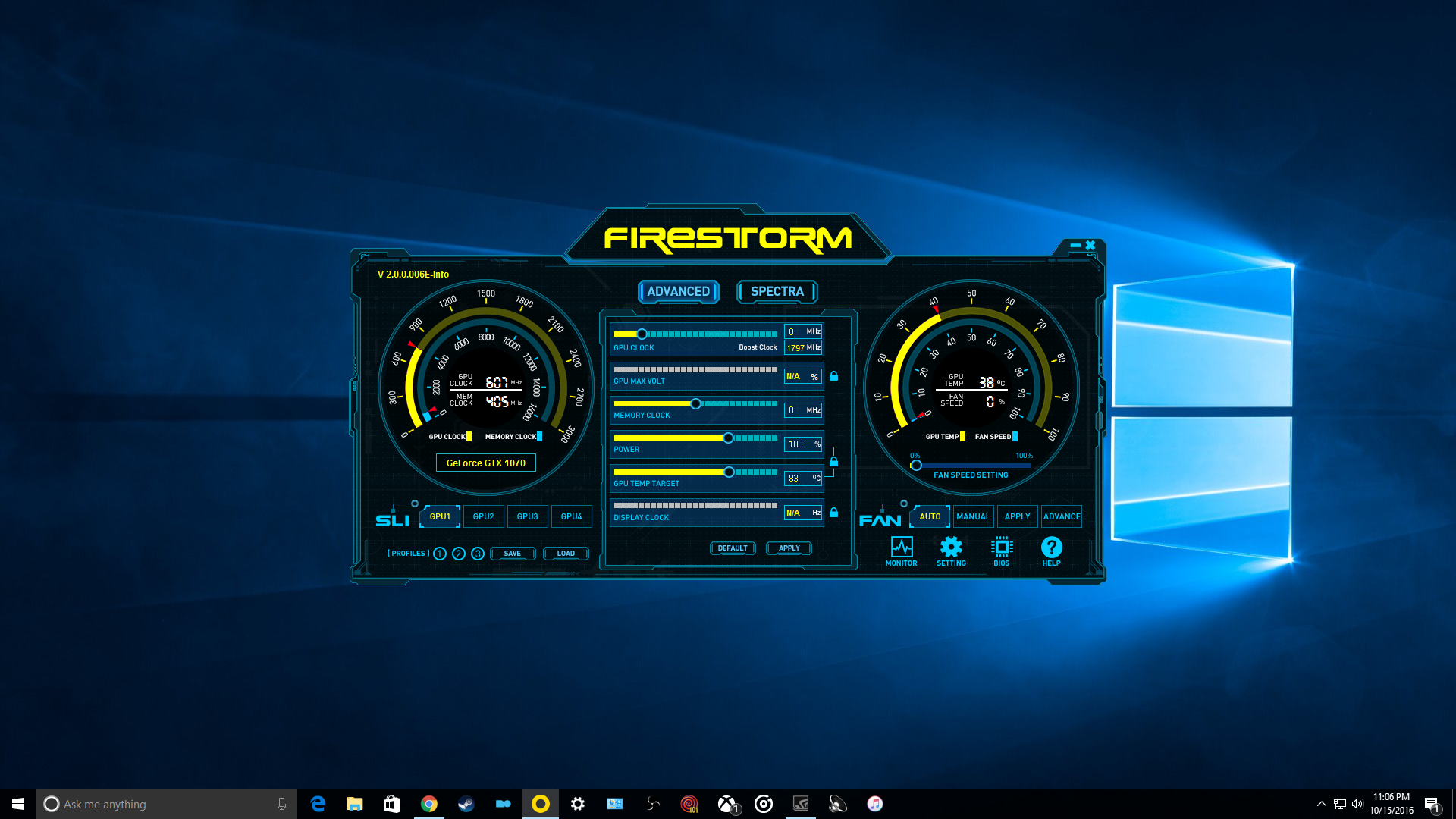 How to overclock with Zotac 1070? - Graphics Cards - Linus