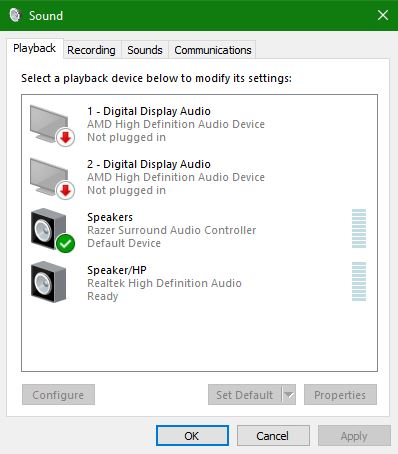 why is no sound coming out of my computer
