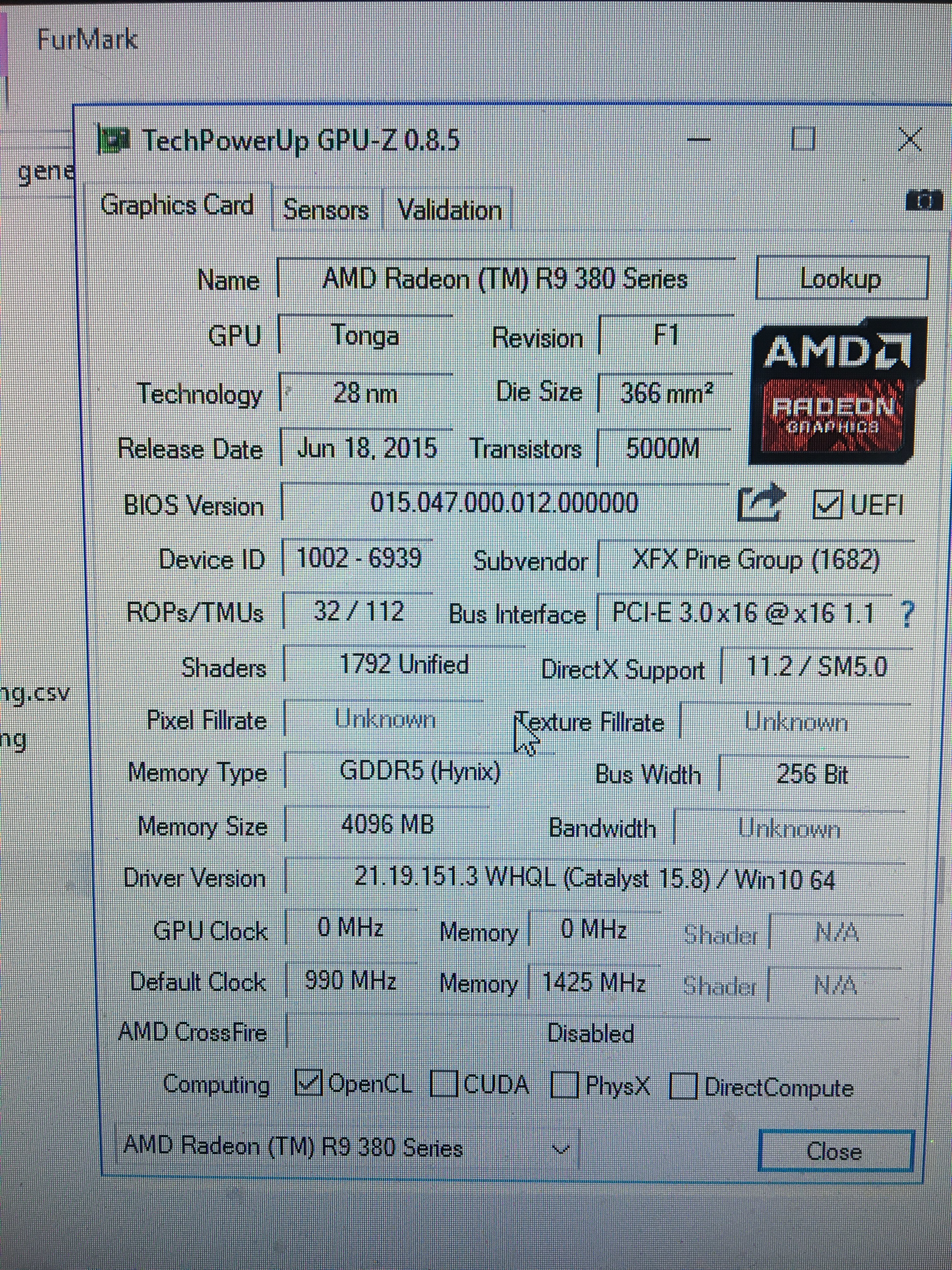 R9 380 PSA! (Having issues with your card? May find the