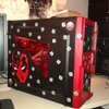 My little girl wanted a Dead Pool Pc so i built her one