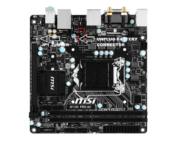 Clear CMOS? Motherboard not working! - CPUs, Motherboards