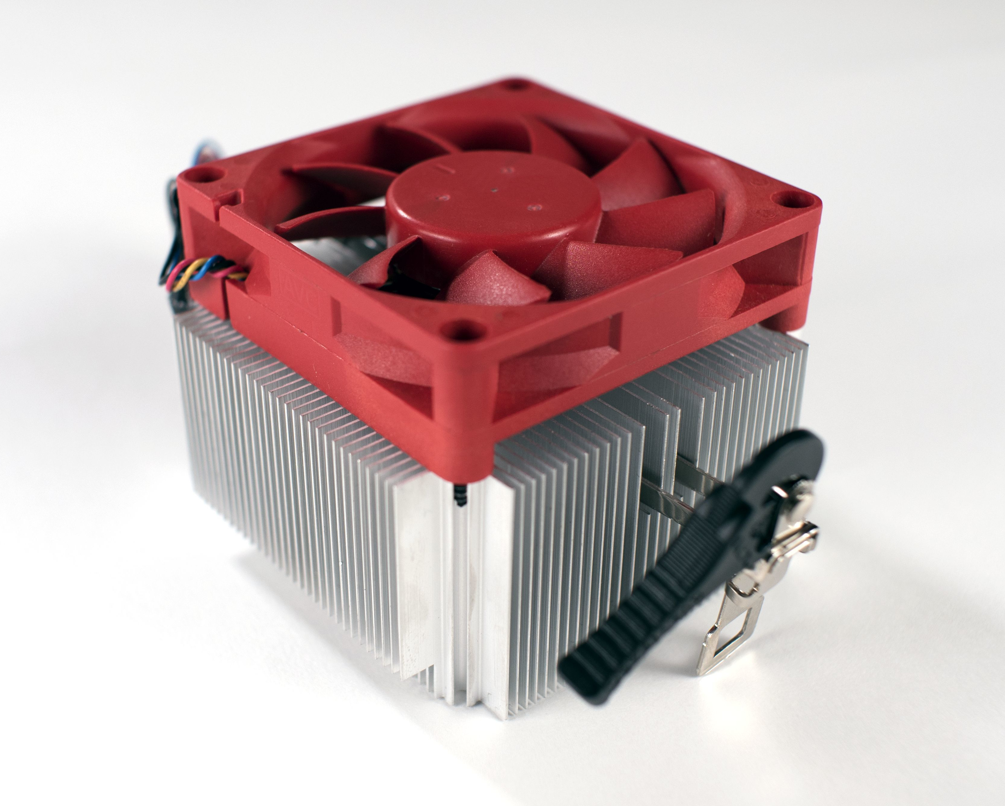 Amd Vs Intel Stock Cooler Edition Air Cooling Linus