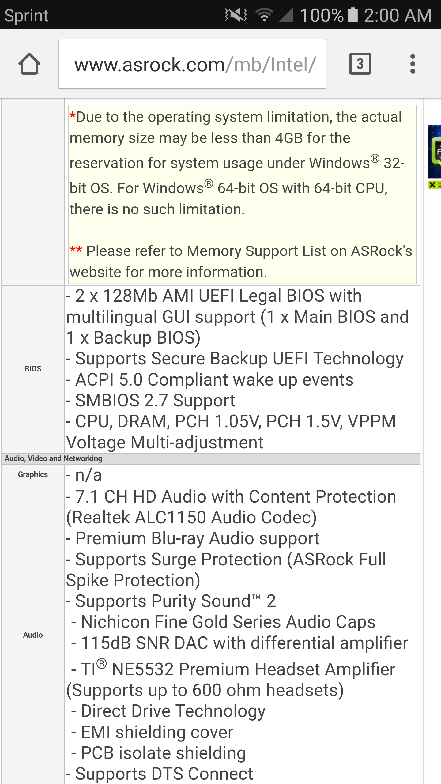 Please Help!!! Newly built PC, thinking there is a