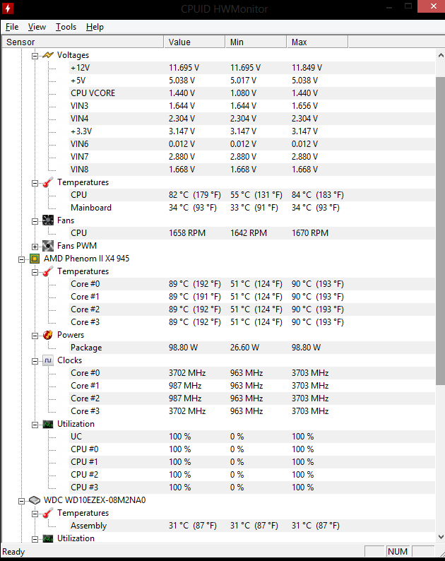 how to change my thermal throttling