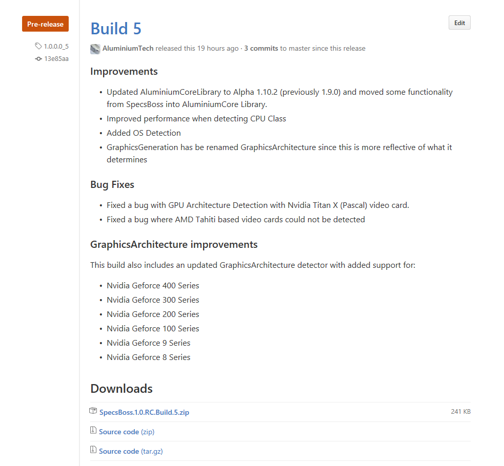 How can i programmatically download the latest GitHub release from a