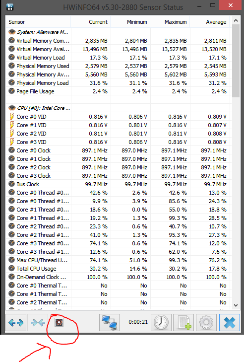 CPU Throttling at 50C, CPU fan not spinning within Windows