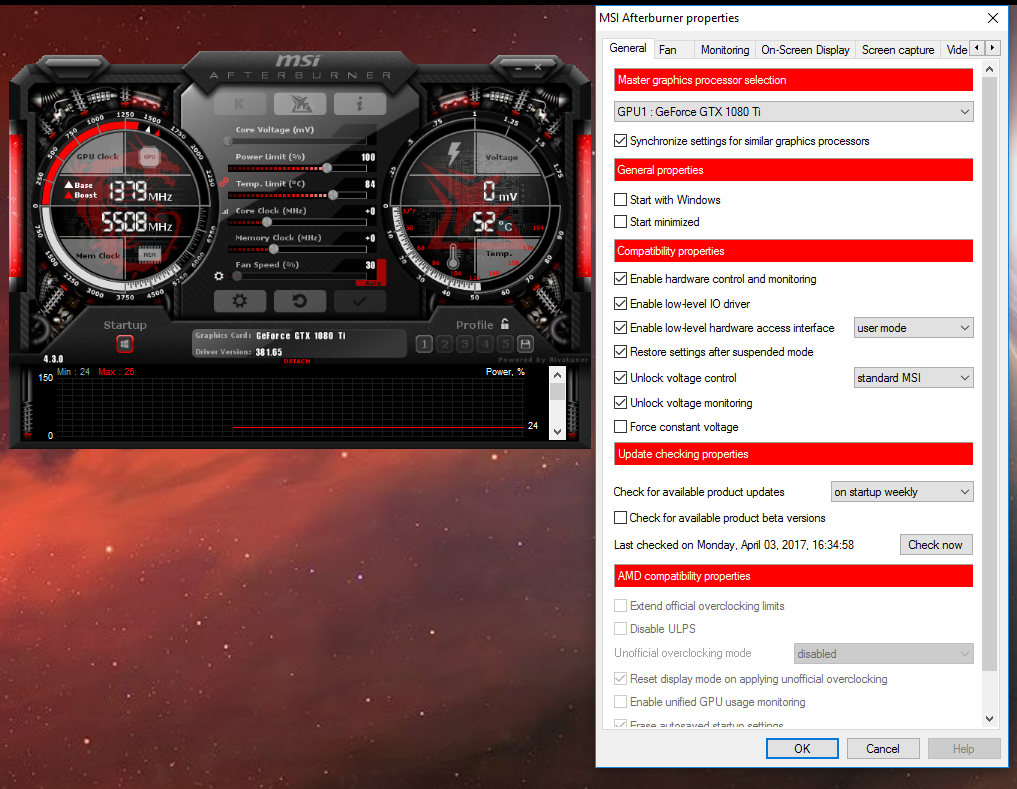 What would be a safe Overclock for my GTX 1080 Ti Founders