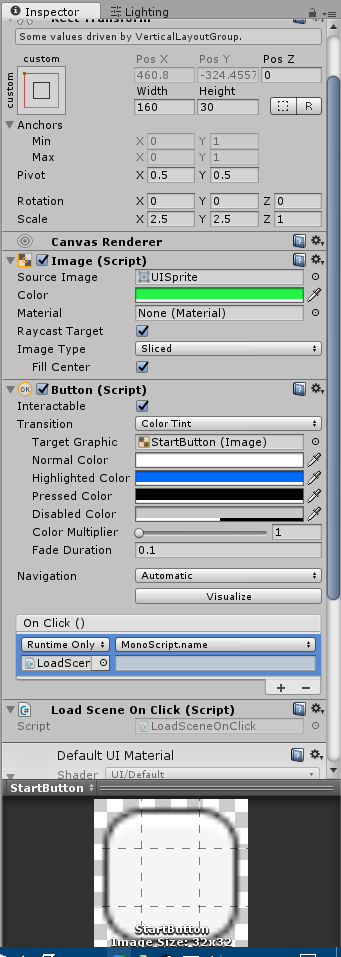 Unity 5 6: OnClick() not working    Still (Help Please, VERY