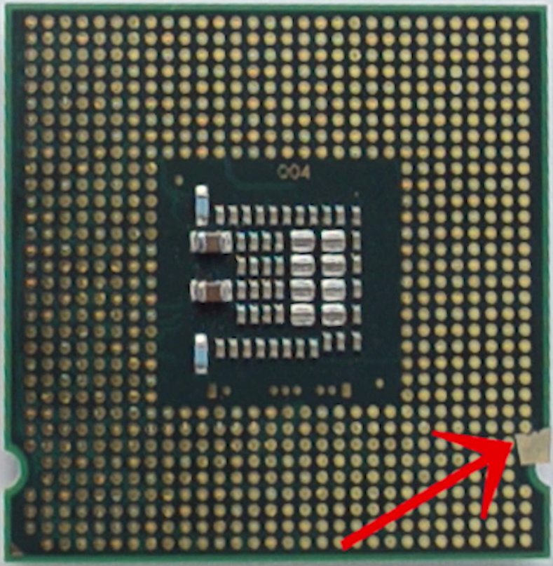 How to: LGA 775 BSEL Mod (Overclocking with tape!) - Guides and
