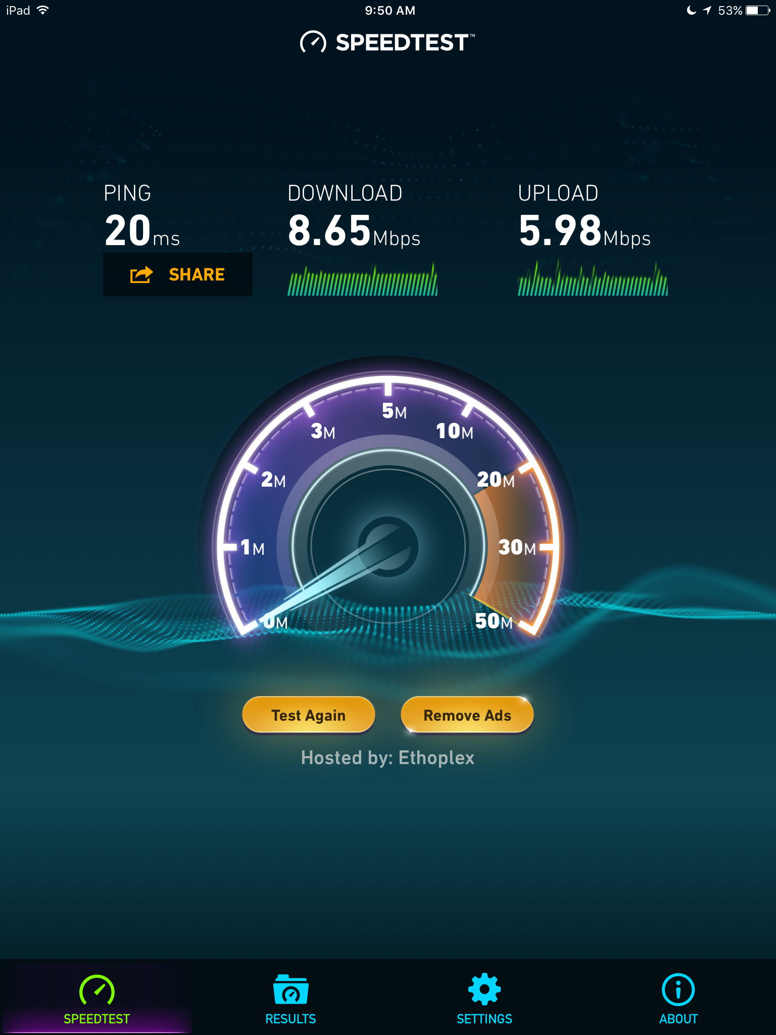 Just got faster internet but wifi router still gives slow