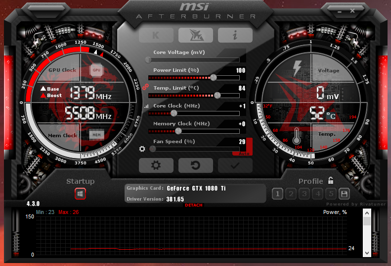 What would be a safe Overclock for my GTX 1080 Ti Founders Edition