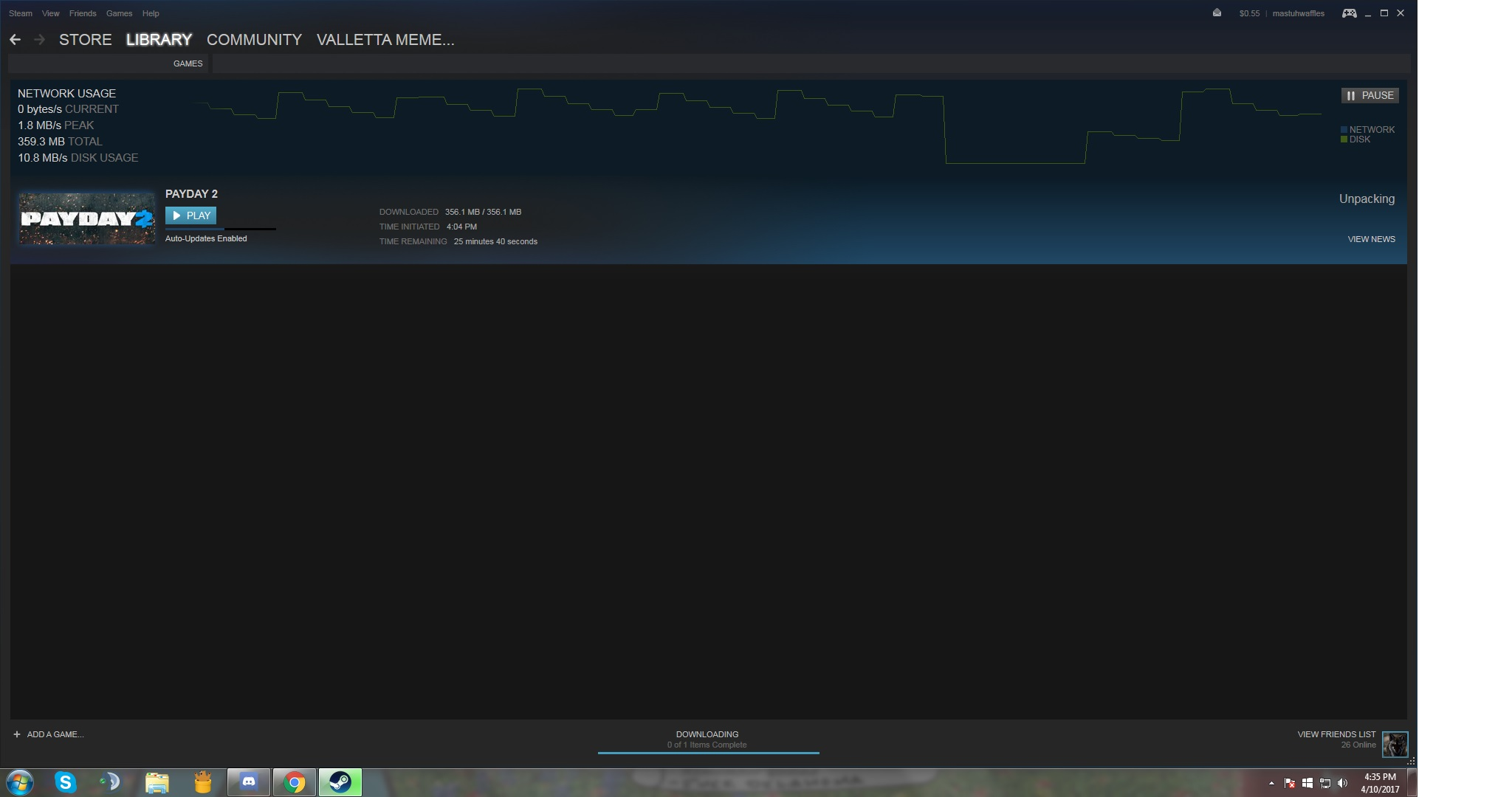 Steam Taking Forever to Write to Disc - Storage Devices - Linus Tech