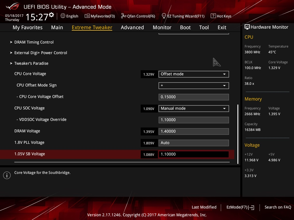 Guide to P State (Variable Frequency) Overclocking on the Crosshair