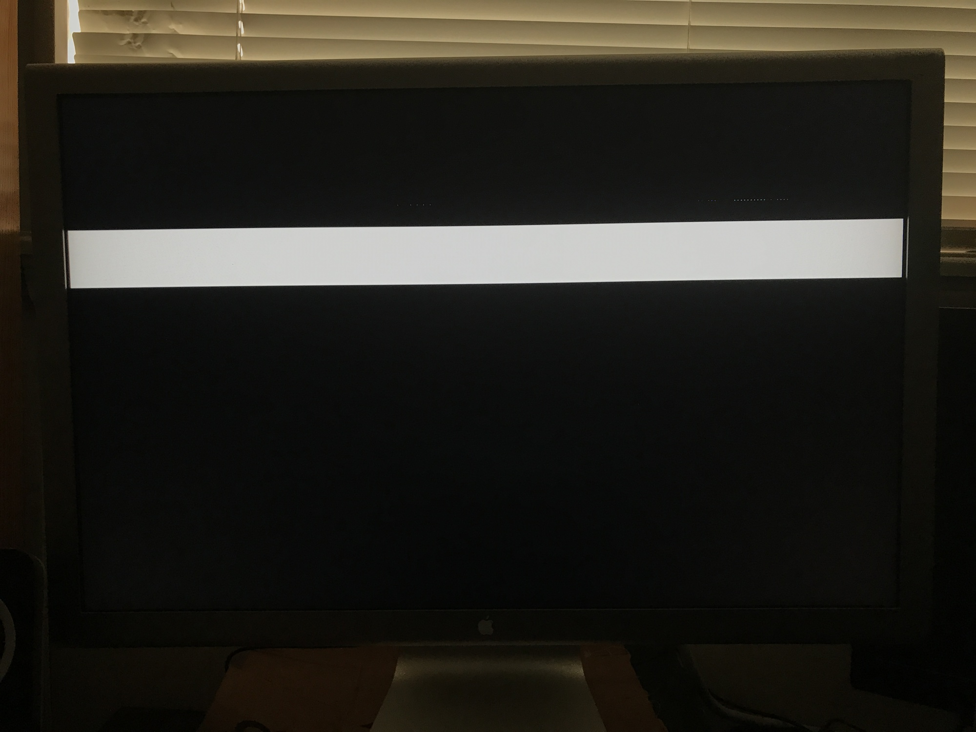 780 ti Repeatedly and Randomly Ceasing Output